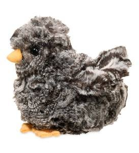Fuzzy Chick - Black