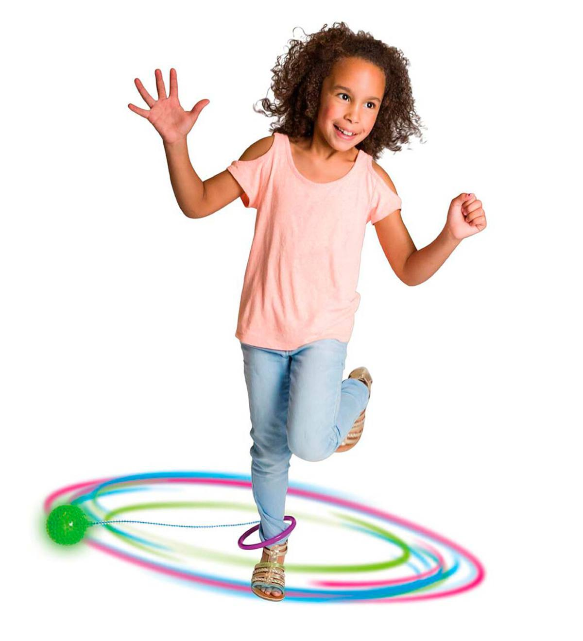 NightZone® Orbit Skip Ball