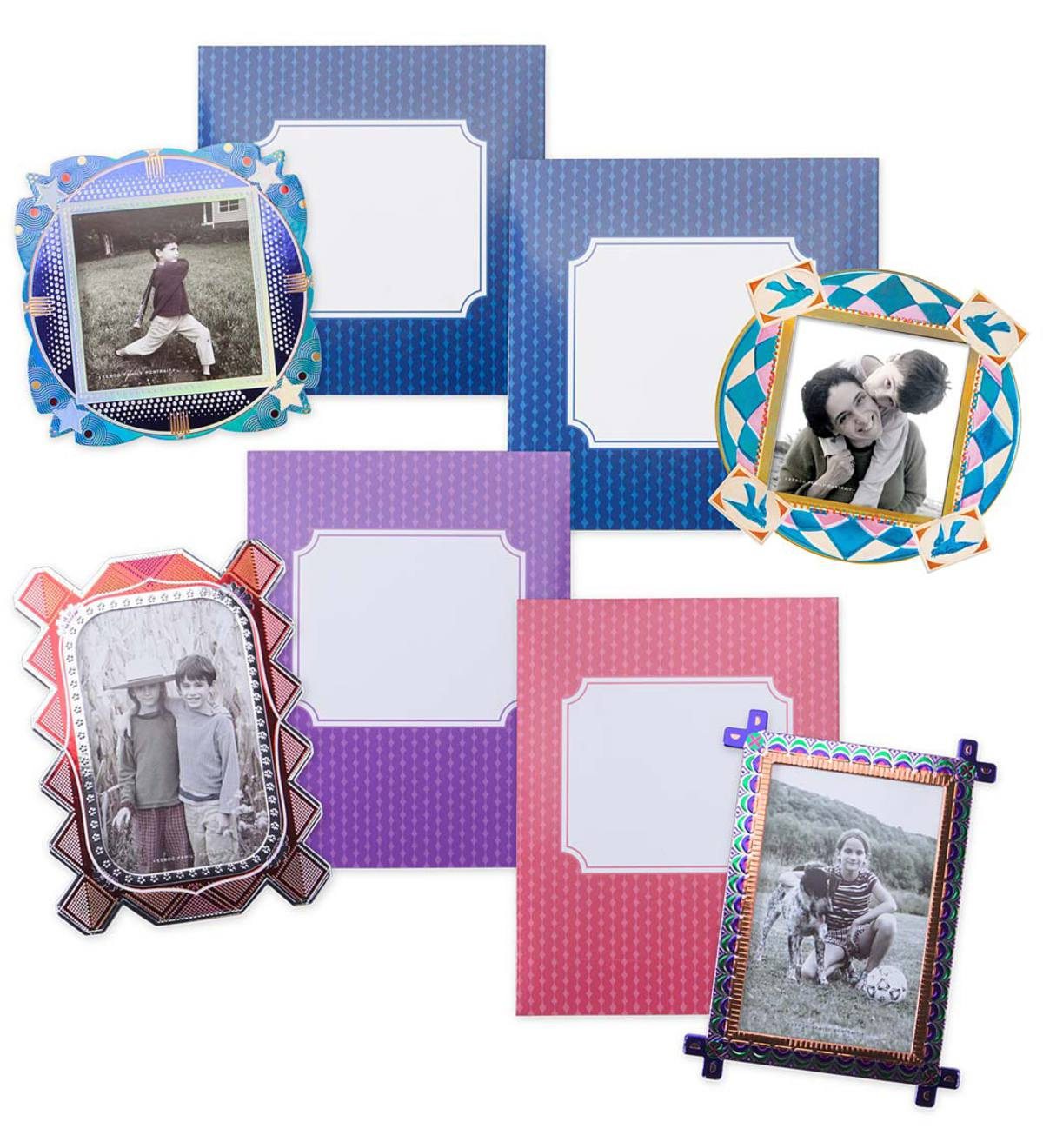 Decorative Foil Gift Frame