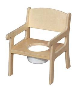 Child Potty Chair - Natural
