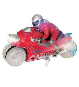 Hovercycle Remote-Control Stunt Motorcycle