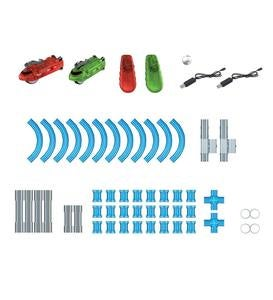 Tunnel Racer 71-Piece Track Set