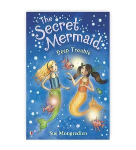 The Secret Mermaid Chapter Books - Deep Trouble
