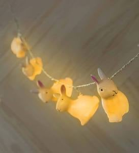 Bunny String Lights (set of 2)