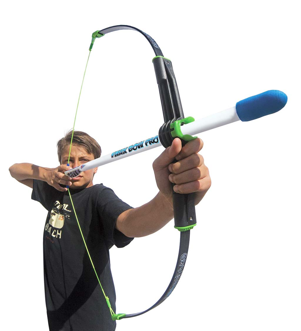 Fiberglass Faux Bow and Arrow Pro Set