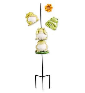 Garden Stackable Totems