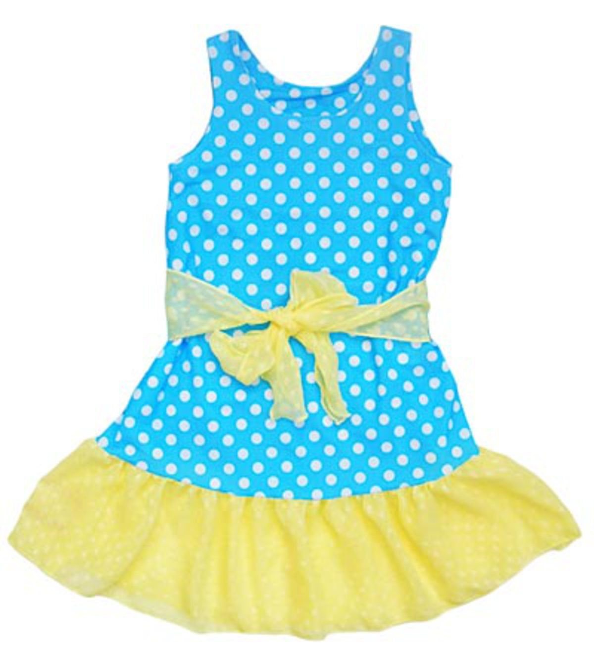 TwirlyGirl W.O.W. Dress - Cloud Hopping - 4