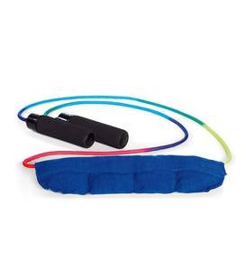 Chalk Rainbow Jump Rope