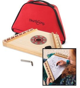 Lyrical Lap Harp