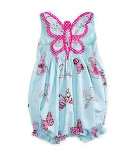 Butterfly Bubble - Blue - 12M