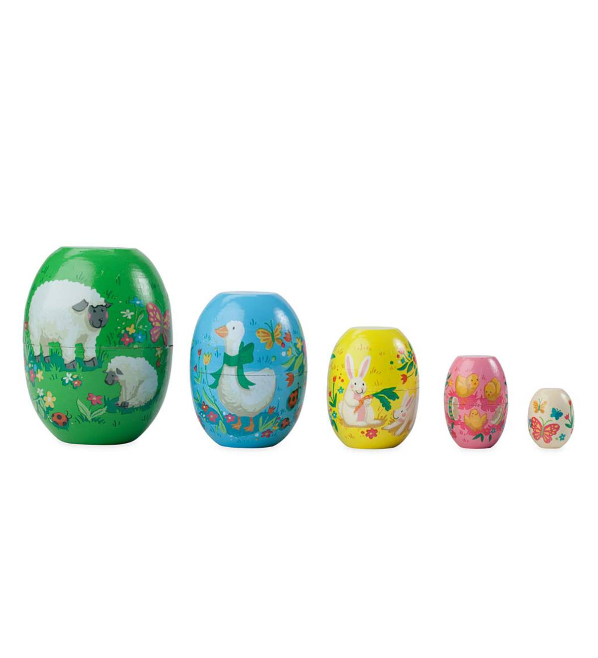 Joyful Spring Nesting Set