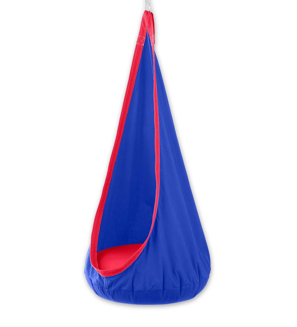 HugglePod Deluxe Indoor/Outdoor Canvas Hanging Chair