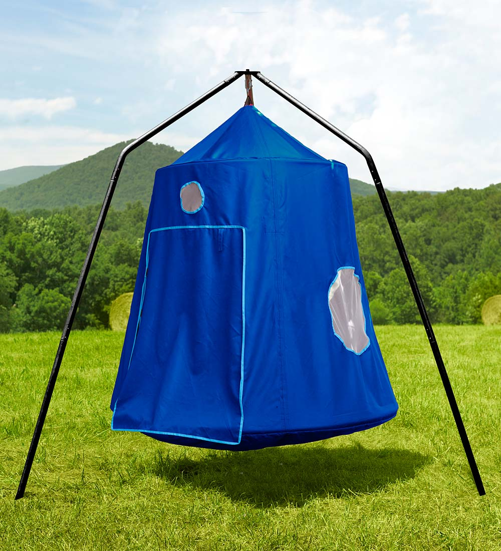 Family HugglePod® HangOut™ Special - Blue