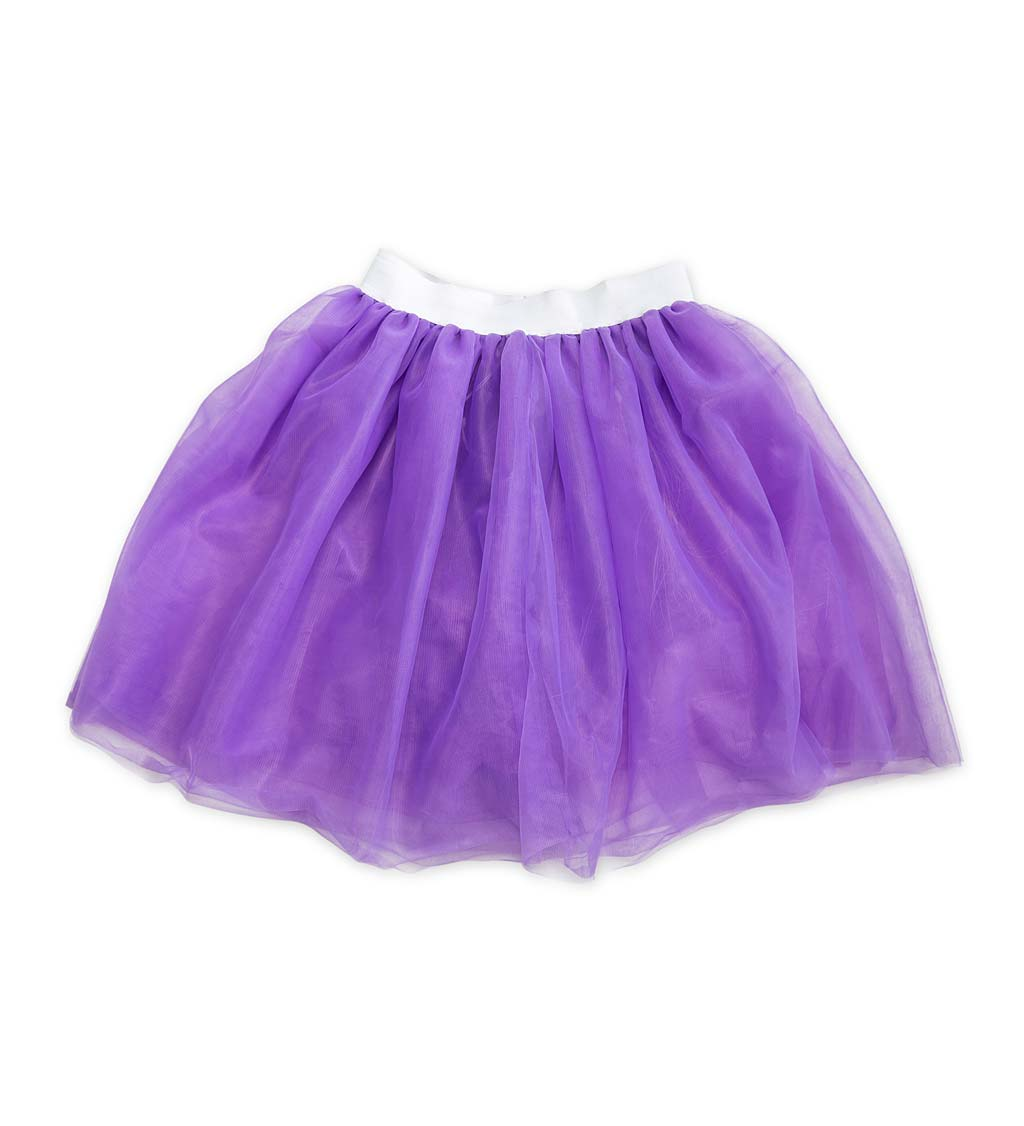 LED Light-up Tulle Skirt swatch image