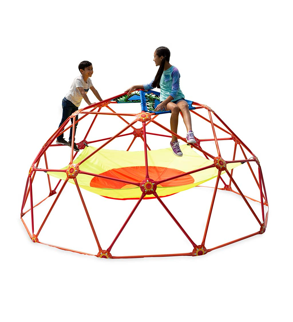 SunRise Climbing Dome with Accessories