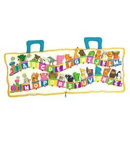 Personalized ABC Animal Train