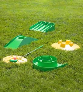 Mini Golf Deluxe Set