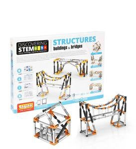 Structures, Buildings, and Bridges Discovery Kit