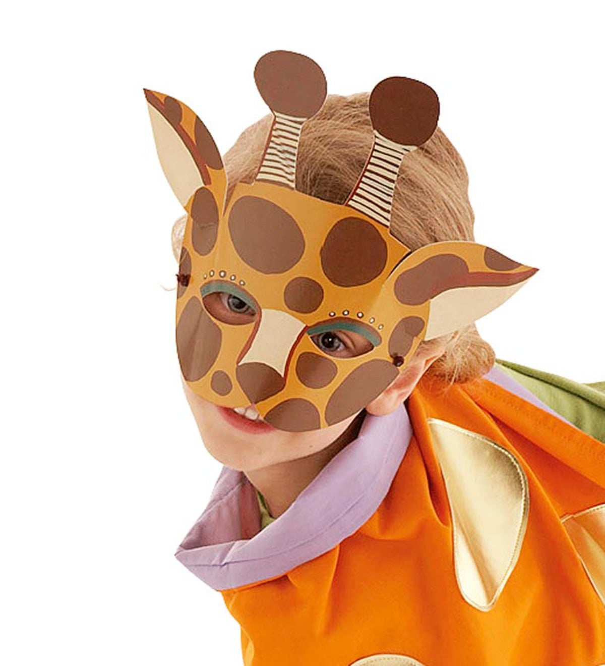 Zid Zid Kids Masks and Capes