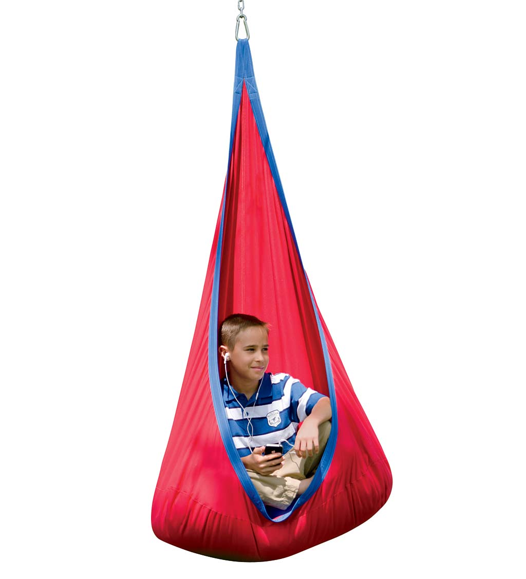 HugglePod Deluxe Canvas Hanging Chair