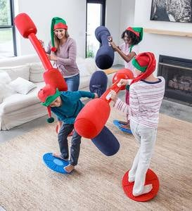 Inflatable Balance Jousting Set