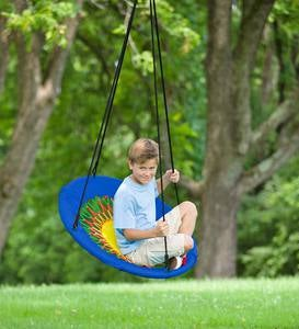 FunShine® Adjustable Bungee Platform Swing