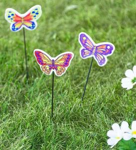 Color Pops® Butterfly Garden Stakes