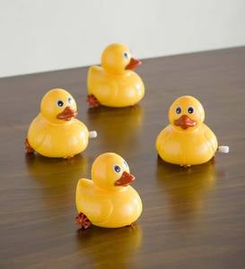 Wind-Up Duckies (set of 4)