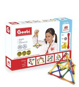 Goobi Magnetic Construction Kit