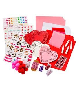 Crafty Creations™ Traditional Valentines Kit