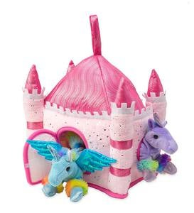 Plush Unicorn Playset