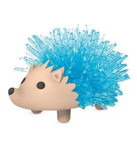 Crystal Hedgehog - Sky Blue