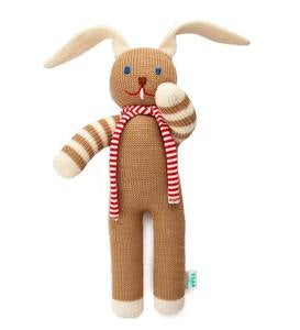 Knitted Sock Bunny
