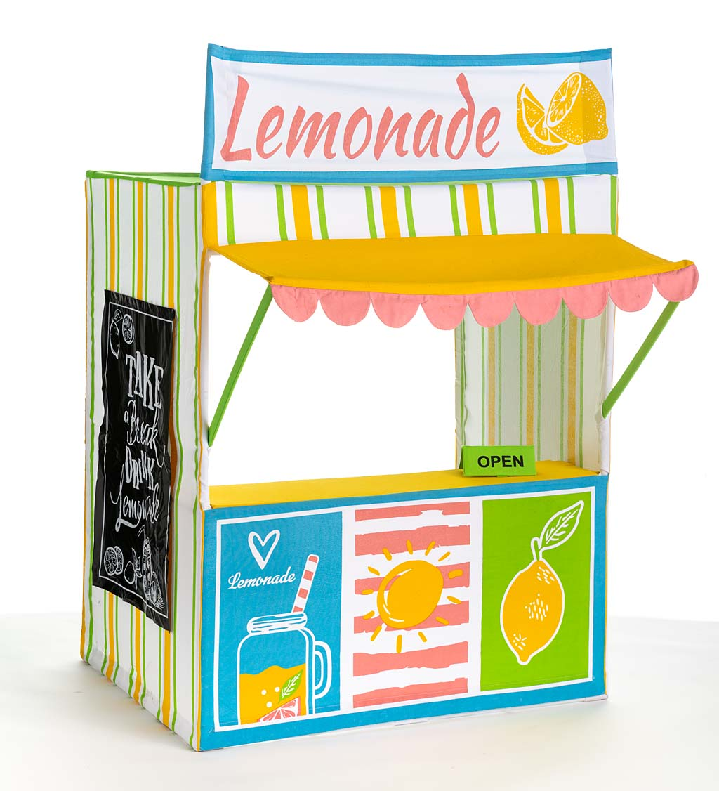 Lemonade Stand Play Space