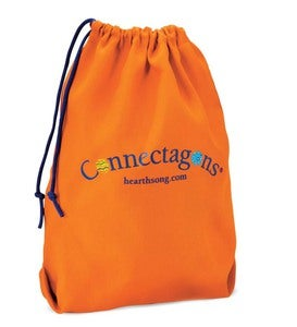 Connectagons® Drawstring Storage Bag