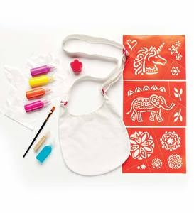 Design and Paint Boho Bag Kit