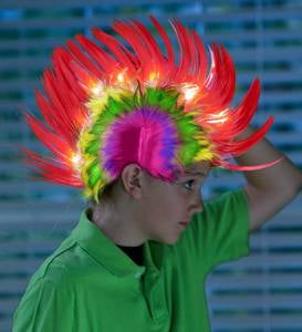 Light-Up Faux Hawk