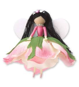 Monelie Fairy Doll - Koko (black hair)