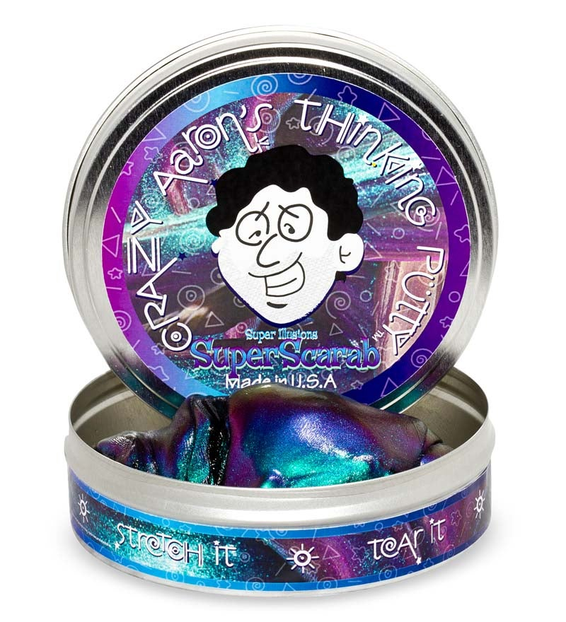 Super Illusions Putty