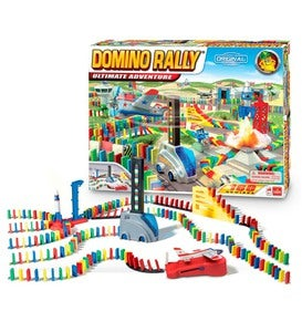 Domino Rally Ultimate Adventure Set