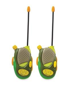 Long-Distance Walkie-Talkies