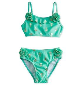 Anchor Two-Piece Swimsuit