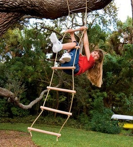 Sturdy Rope Ladder for Indoor&Outdoor