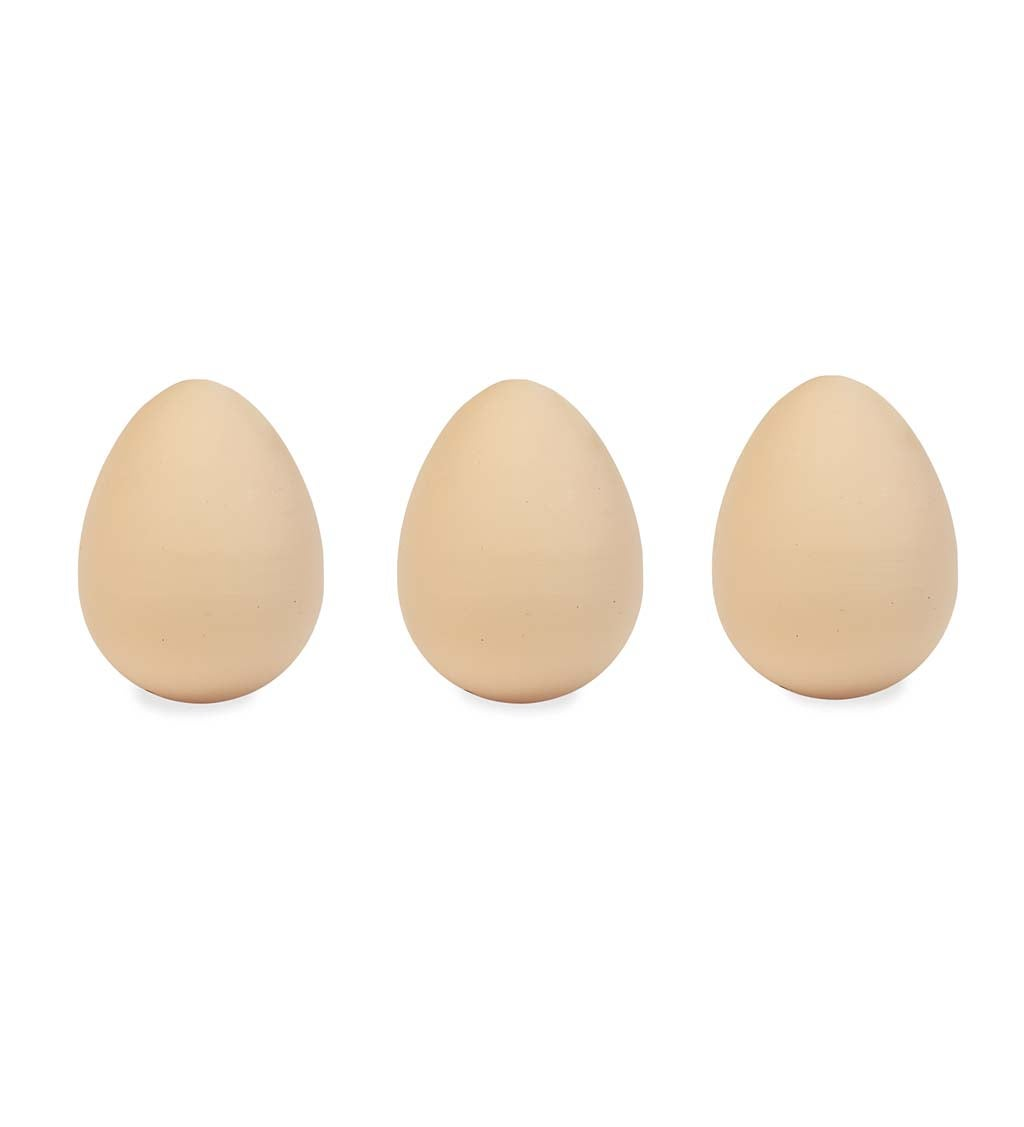 Hatch 'Ems Eggs with Baby Dinosaurs, Set of Three