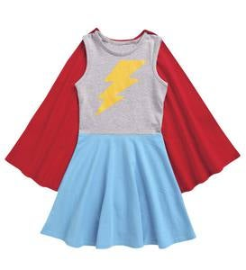 Supergirl Dress - Multiple - 7/8