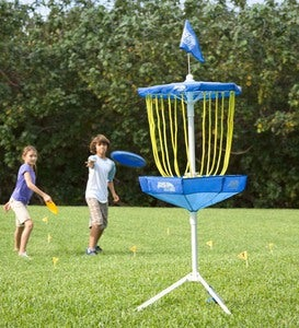 Flying Disc Golf