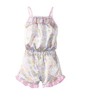 Bunny Applique Dress - Multi - 4T