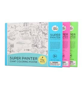 Giant Coloring Poster - Prehistoric