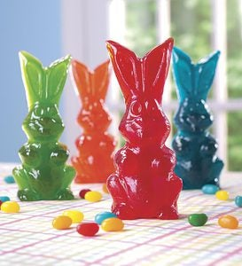 Giant Candy Gummy Bunny