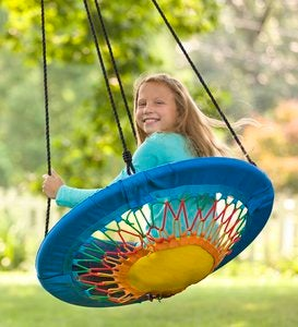 FunShine Bungee Platform Tree Swing With Adjustable Seat